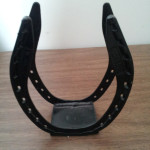 Horse Shoe envelope holder